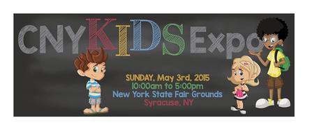 CNY Kids Expo at The NYS Fair!