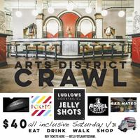Ludlows Cocktail Co. Arts District Crawl - SOLD OUT!