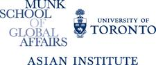 Asian Institute at the Munk School of Global Affairs, University of Toronto logo