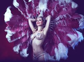 RUBY SHOES EVENTS present SHOWGIRL CABARET
