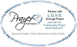 L.O.V.E. Outreach at Shiloh BC, McLean, VA - Quarterly...