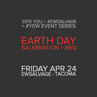 Earth Day BBQ - Tacoma