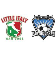 San Jose Earthquakes/Little Italy San Jose Fundraising...