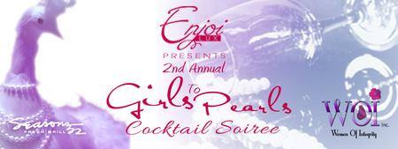 Girls to Pearls Cocktail Soiree