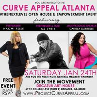 "Curve Appeal Atlanta ""#theNextLevel"" VIP Empowerment..."