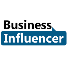 Business Influencer logo