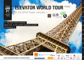 Elevator World Tour - Paris