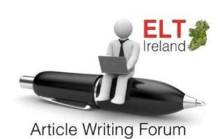 The ELT Ireland Article Writing Forum