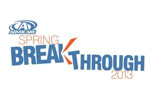 AdvoCare Spring Breakthrough 2013