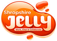 Shropshire Jelly and Barbara Rainford logo