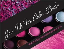 The Real Spa Girls Present: Color Studio