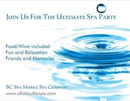 The Real Spa Girls Present: The Ultimate Spa Party