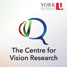 The Centre for Vision Research & the Vision: Science to Applications program, York University logo