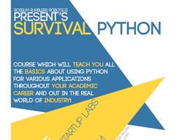 Survival Python Course