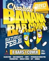 Charlotte's 3rd Annual Banana Bar Crawl