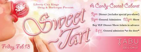 Sweet-Tart: A Candy-Coated Cabaret
