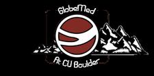 GlobeMed at CU Boulder logo