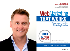 Web Marketing Mastermind with Adam Franklin (Melbourne)