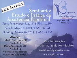 Seminario - Estudo e Pratica da Assistencia Espiritual
