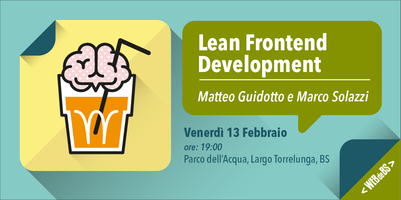 Lean Frontend Development