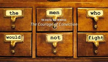 Cyril Pearce Courage of Conviction Talk