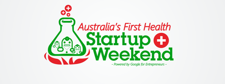 Australia's First Startup Weekend for Health