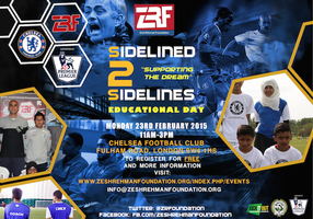 ZRF 'Sidelined-2-Sidelines' Educational Day