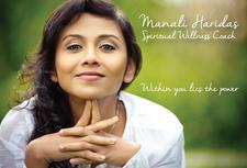 Manali Haridas, Spiritual Wellness Coach, Zen for You logo