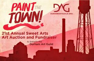 21st Annual Sweet Arts Art Auction and Fundraiser