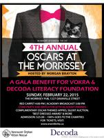 THE 4TH ANNUAL OSCARS AT THE MORRISSEY