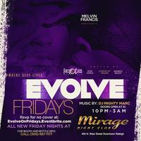 Evolve Fridays @ Mirage