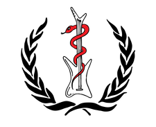 Associazione Studenti e Professori di Medicina Uniti Per logo