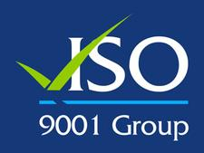 The ISO 9001 Group logo