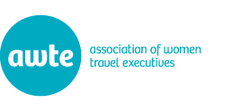 AWTE Association of Women Travel Executives  logo