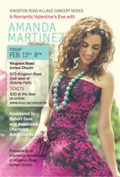 Amanda Martinez Valentine Concert