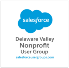 Delaware Valley NonProfit Salesforce User Group logo
