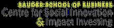 Centre for Social Innovation & Impact Investing logo