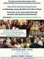 SARBS Monthly Networking Event - January 2015