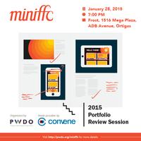 MiniFFC S2015E01 – Portfolio Review Session