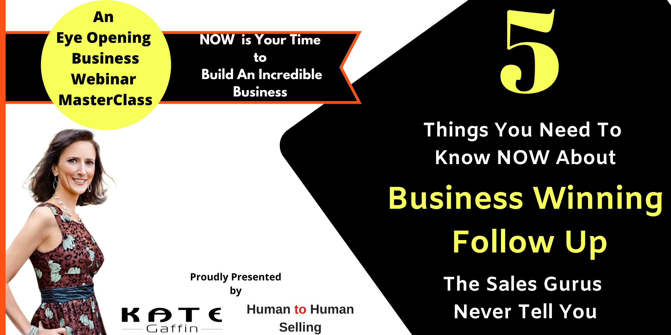 5 Things You Need to Know NOW About Business Winning Follow Up