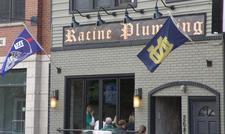 Racine Plumbing Bar & Grill logo