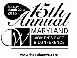 15th Annual Maryland Women's Expo