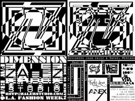 "Zalez Studio ""Z Dimension"" Fall Collection"