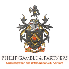 Philip Gamble & Partners logo