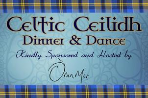 Celtic Ceilidh Dinner & Dance