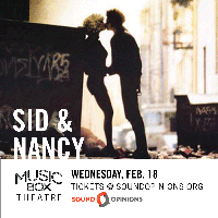 Sound Opinions at the Movies - Sid and Nancy