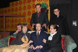 """Arsenic and Old Lace"" directed by Donna Carter"