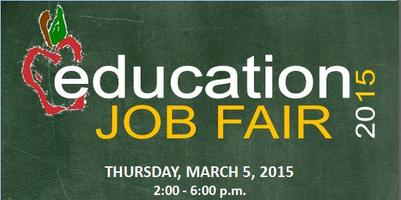 2015 Education Job Fair