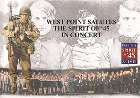 West Point Salutes the Spirit of '45 in Concert in...