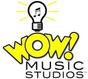 WOW! Music Studios logo
